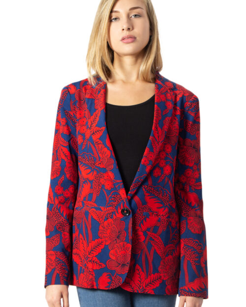 Giacca Desigual AME WELS Rosso – 39368
