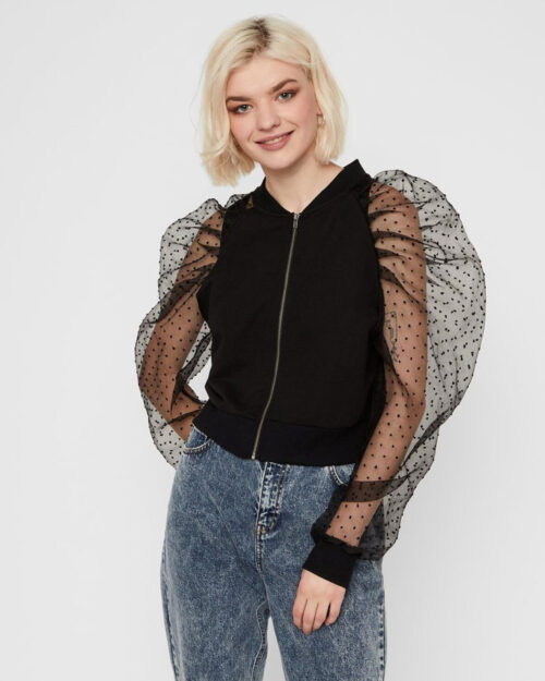 Maglione Noisy May JUNE L/S JACKET Nero – 41989