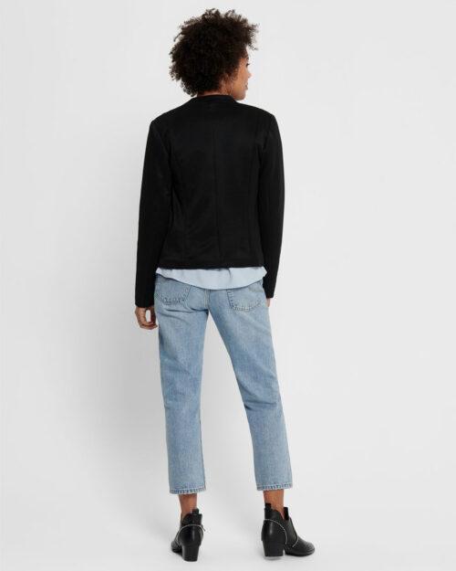 Giacca Only Maddy-Icon L/S Short Blazer Nero – 45437