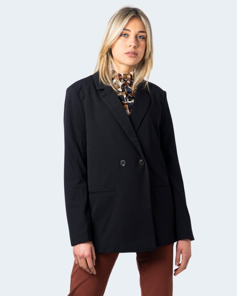 Giacca Vila Clothes Mary Blazer/SU Nero - Foto 1