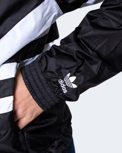 Giacchetto Adidas BIG TREFOIL Nero - Foto 4