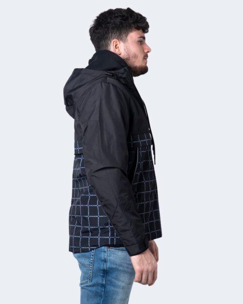 Giacchetto Calvin Klein TECHNICAL POP OVER Nero – 61551