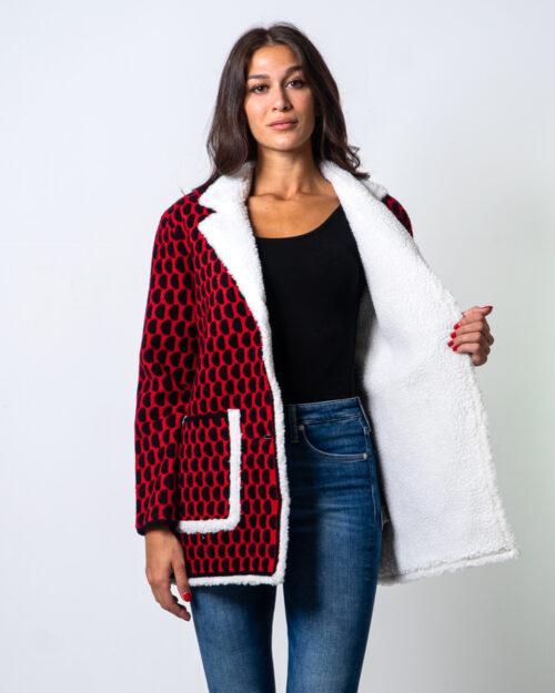 Cappotto Desigual JERS DENVER Rosso – 53850