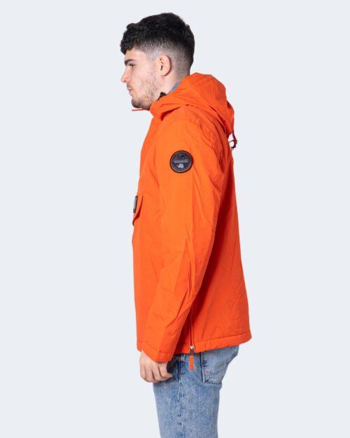 Giacchetto Napapijri RAINFOREST 1 WINTER Arancione – 61279