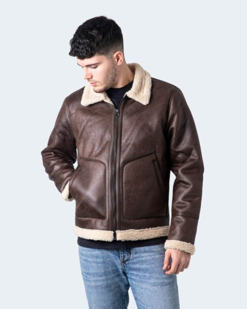 Giacchetto Only & Sons Ben Pu Aviator Otw Caffe' – 61329