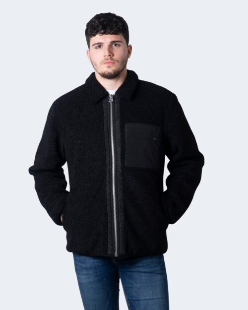 Giacchetto Only & Sons ROGER SHERPA JACKET Nero – 55025