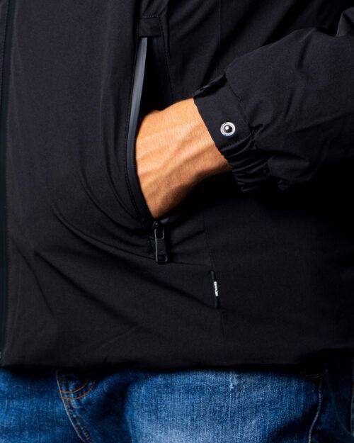 Giacchetto Only & Sons WYATT TECHNICAL JACKET Nero - Foto 4