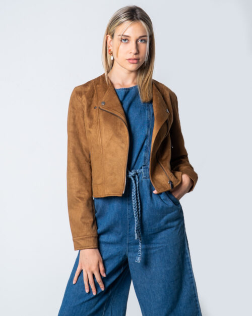 Giacchetto Vila Clothes Ghita Short jacket/tb Marrone – 52433