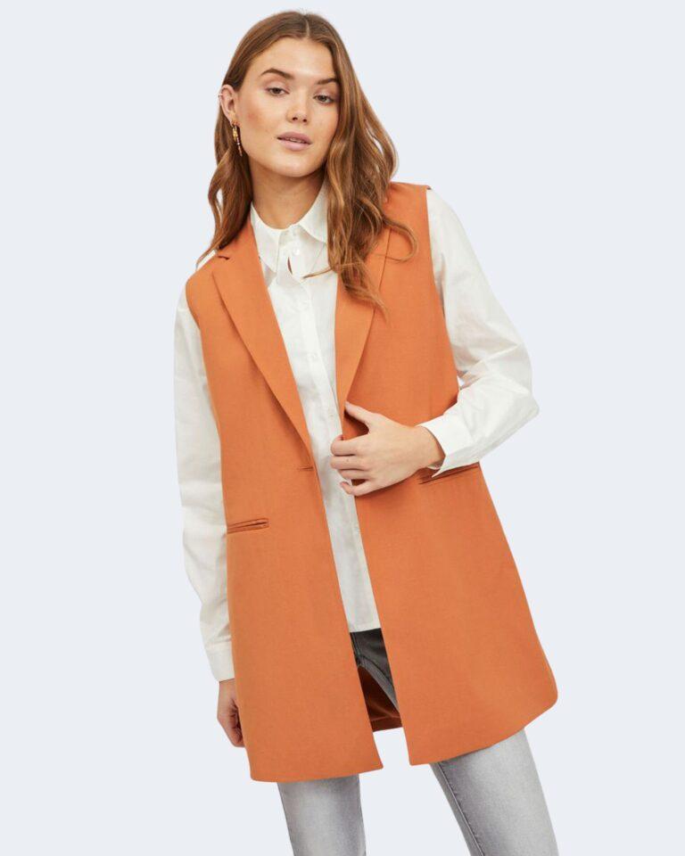 Gilet da completo Vila Clothes JANINE Arancione - Foto 1