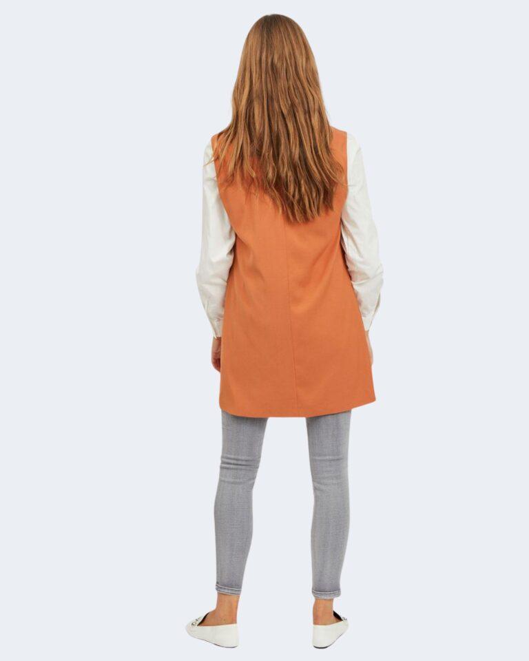 Gilet da completo Vila Clothes JANINE Arancione - Foto 3