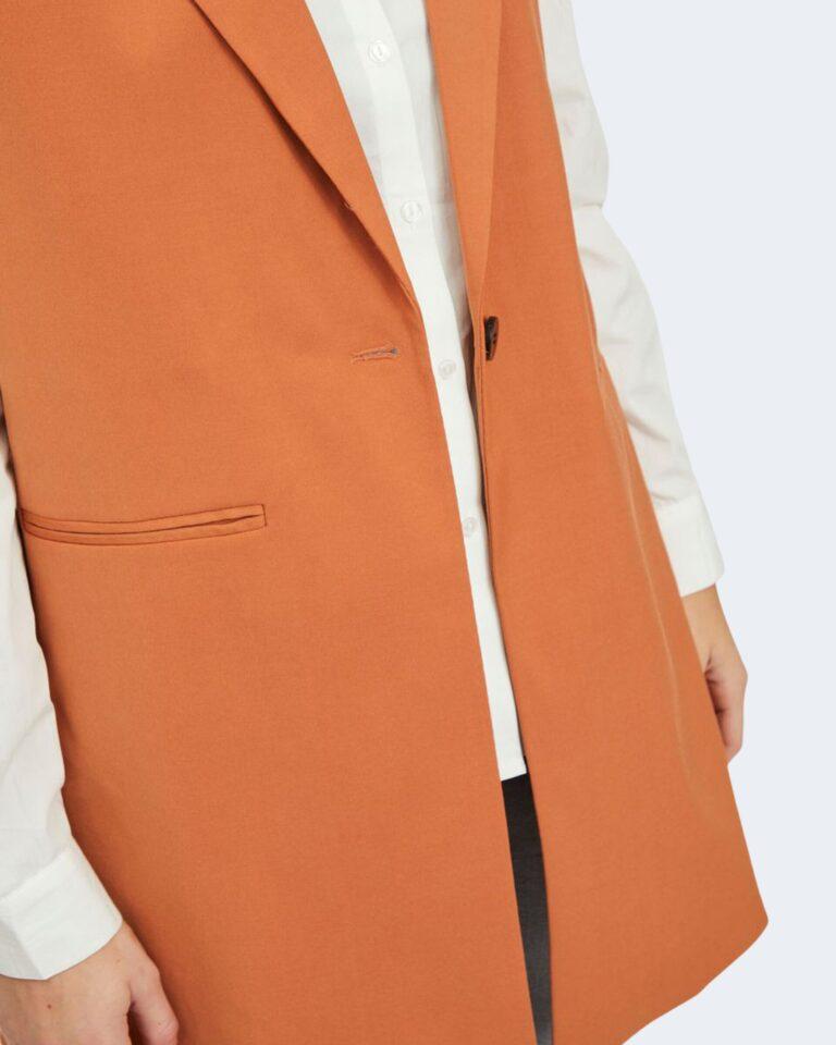 Gilet da completo Vila Clothes JANINE Arancione - Foto 4