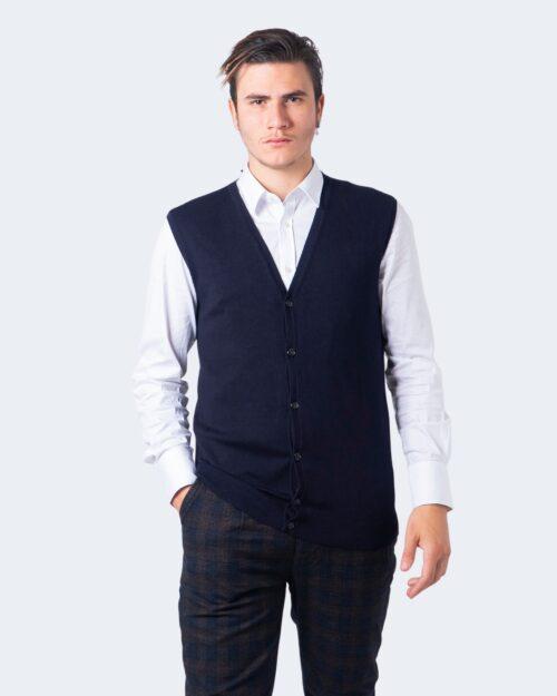Hydra Clothing Gilet TINTA UNITA SCOLLO V 3002900 - 1