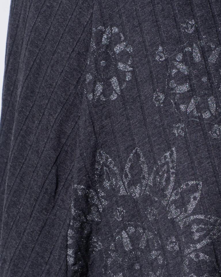 Longuette Desigual FAL SIDNEY Grigio Scuro - Foto 4