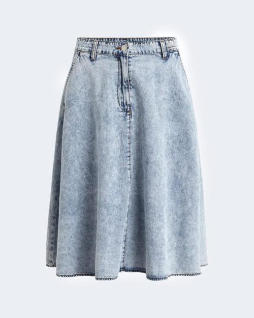 Longuette Vila Clothes CLASH HW Blue Denim – 45351