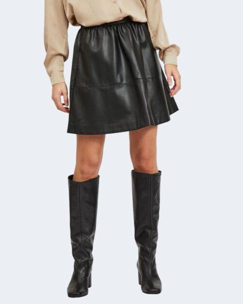 Minigonna Vila Clothes CHOOSY Nero – 62971