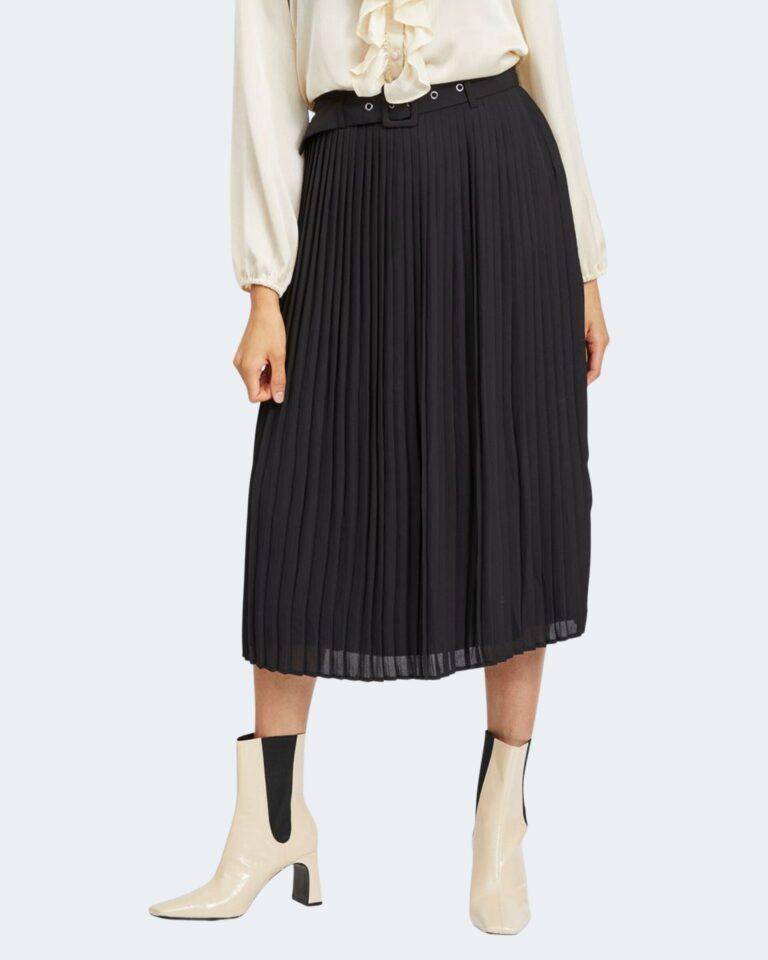 Longuette Vila Clothes MEJU Nero - Foto 1