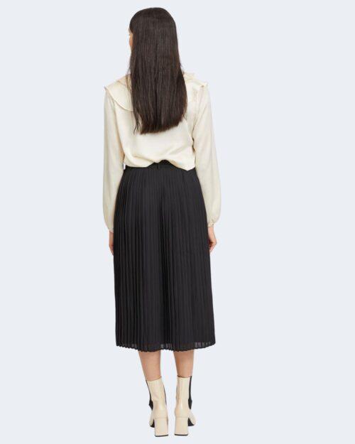 Longuette Vila Clothes MEJU Nero - Foto 3