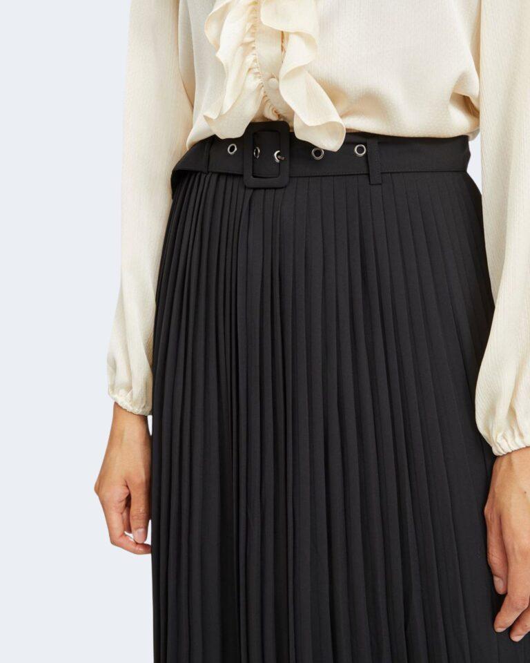 Longuette Vila Clothes MEJU Nero - Foto 4