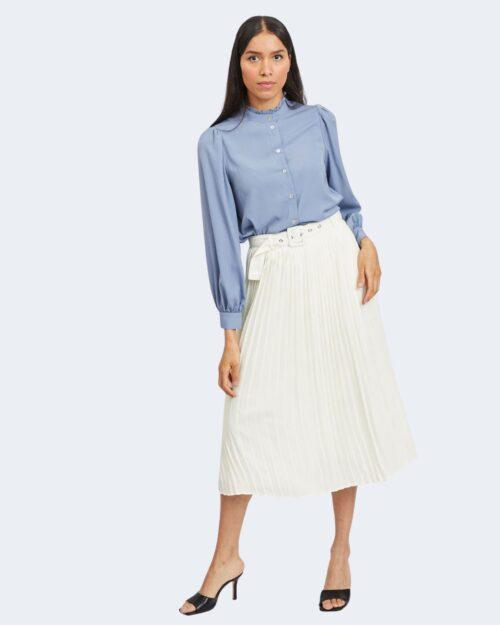 Longuette Vila Clothes MEJU Panna – 62961