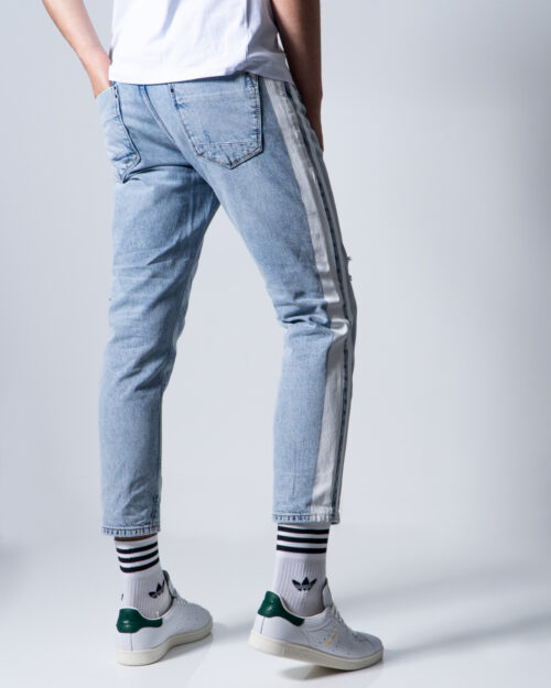 Jeans Tapered Antony Morato ANKLE LENGHT ARGON Denim chiaro – 42529