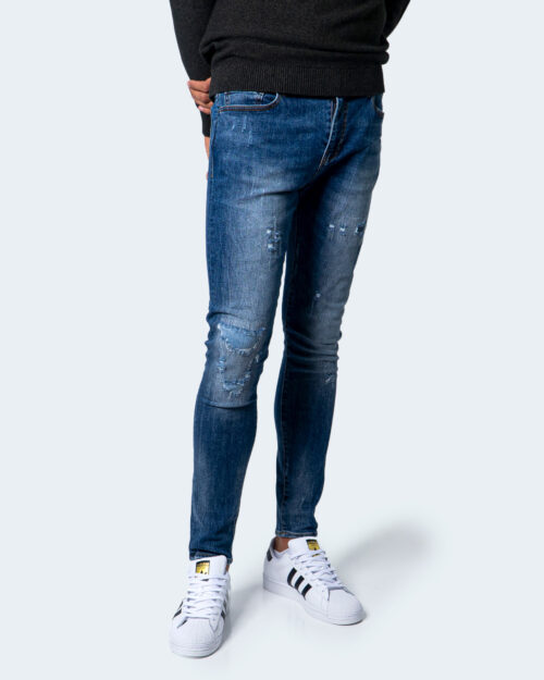 Jeans skinny Armani Exchange 5 POCKETS Indigo – 54110