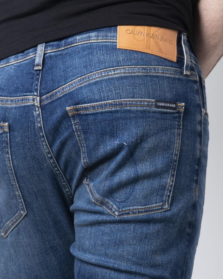 Jeans slim Calvin Klein Jeans - Denim - Foto 3
