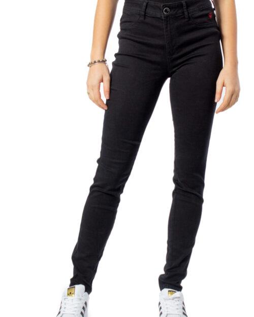 Jeans slim Desigual DENIM TWOSKIN Nero – 39726