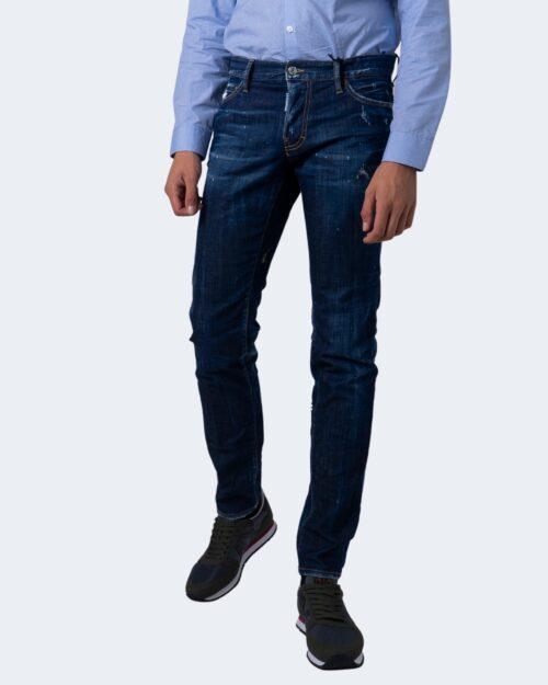 Jeans skinny Dsquared2 DENIM Blu – 55694