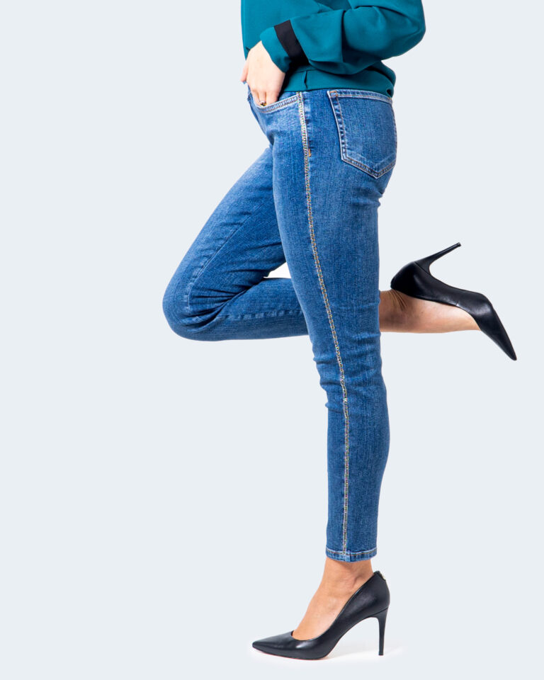 Jeans skinny Emme Marella LOCUSTA Denim - Foto 2