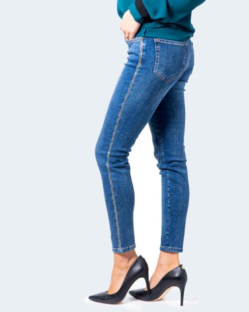 Jeans skinny Emme Marella LOCUSTA Denim - Foto 4