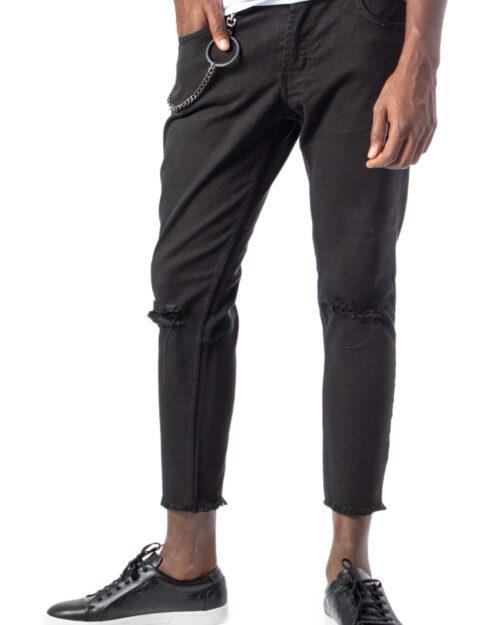 Jeans slim Over-D CATENA Nero - Foto 1
