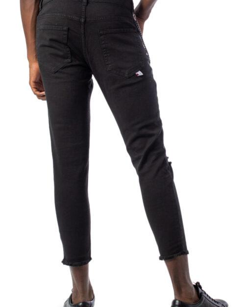 Jeans slim Over-D CATENA Nero - Foto 2