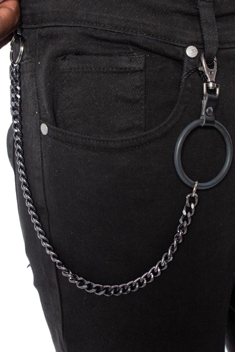 Jeans slim Over-D CATENA Nero - Foto 3