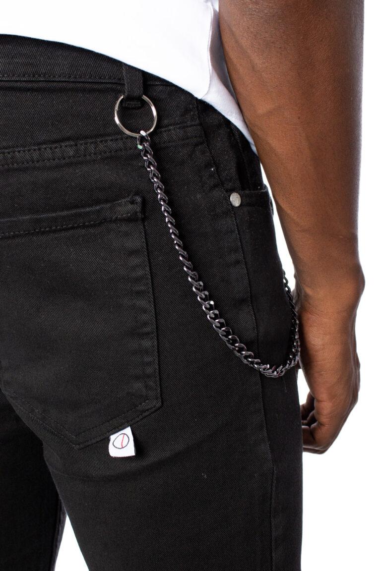 Jeans slim Over-D CATENA Nero - Foto 4