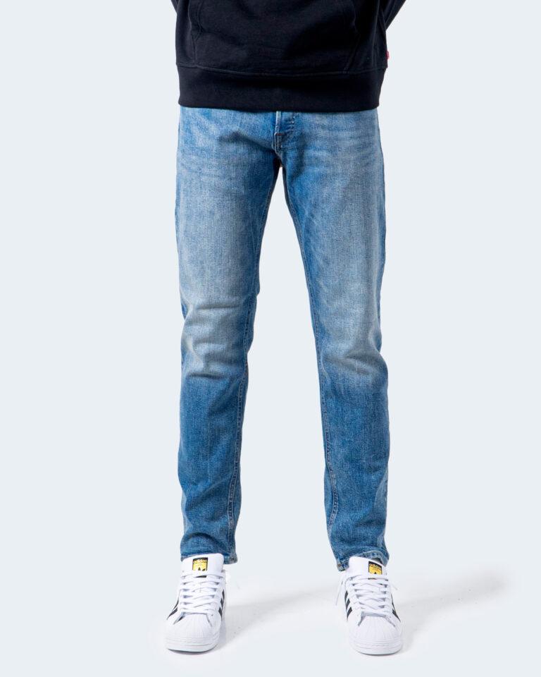 Jeans Jack Jones Mike Original Am 139 Pcw Noos Blue Denim - Foto 2