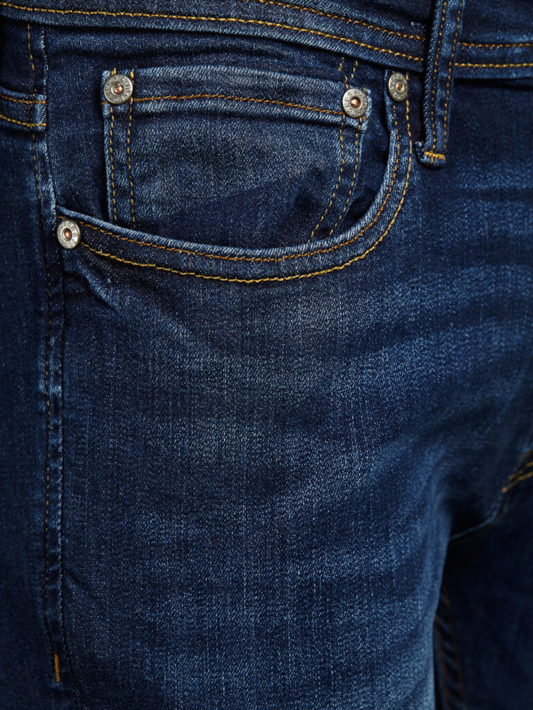 Jeans skinny Jack Jones ILIAM ORIGINAL Denim - Foto 4