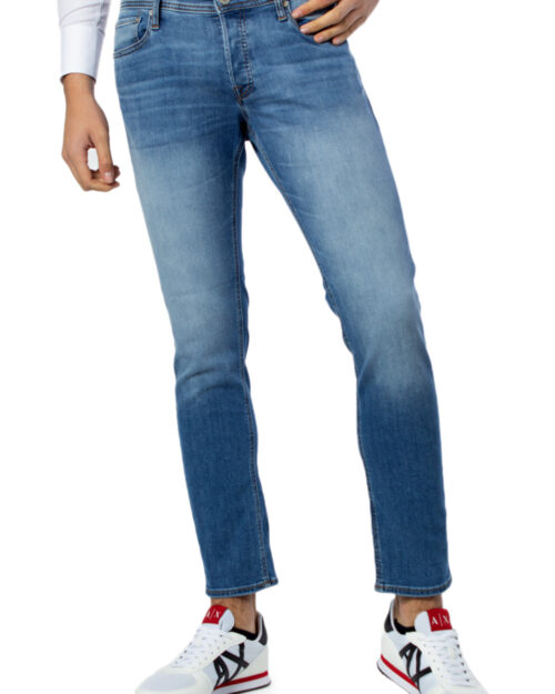 Jeans slim Jack Jones GLENN JJORIGINAL AM 815 Denim - Foto 1