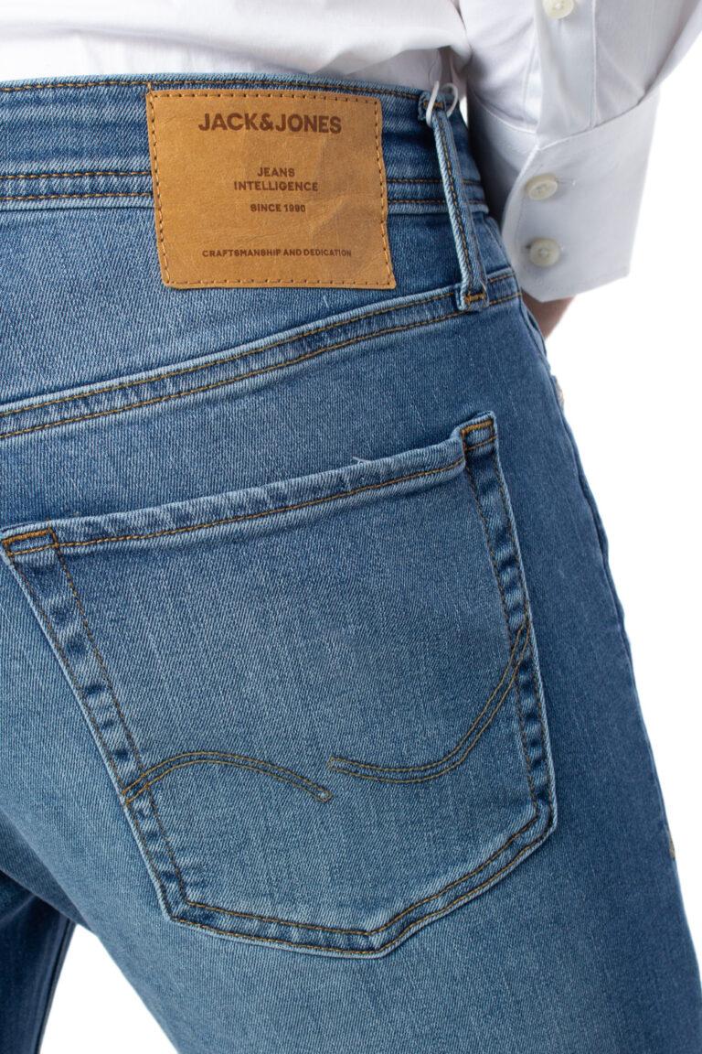 Jeans slim Jack Jones GLENN JJORIGINAL AM 815 Denim - Foto 3