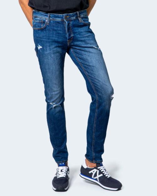 Jeans slim Jack Jones GLENN JJORIGINAL Denim scuro – 53808