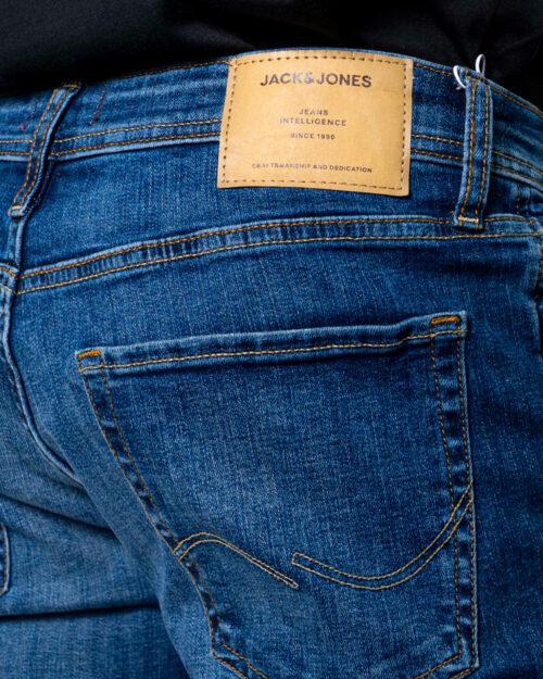 Jeans slim Jack Jones GLENN JJORIGINAL Denim scuro - Foto 4