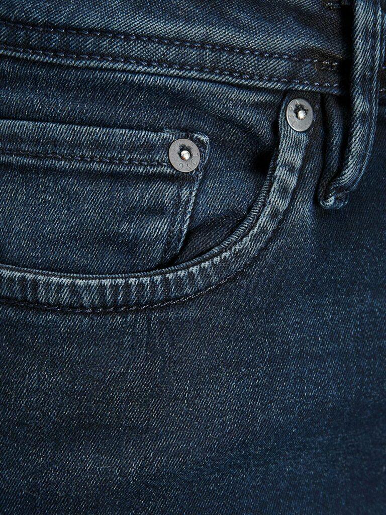 Jeans slim Jack Jones GLENN FELIX AM 458 PCW SPS NOOS Nero - Foto 3