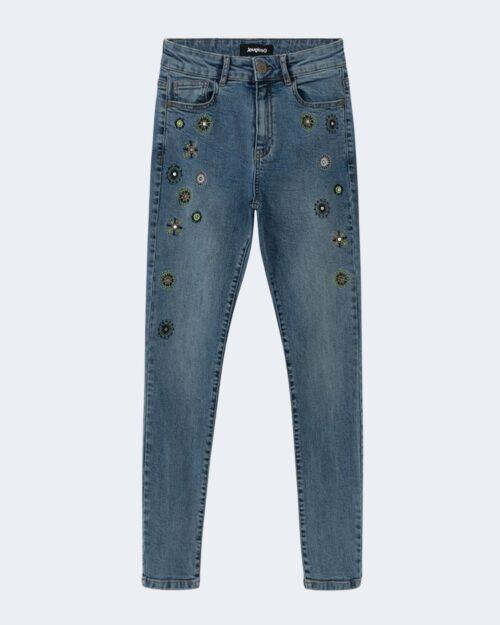 Jeans skinny Desigual AUSTRIA Denim – 65265