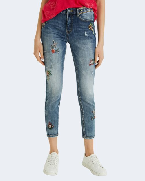 Jeans slim Desigual MONACO Denim – 65270