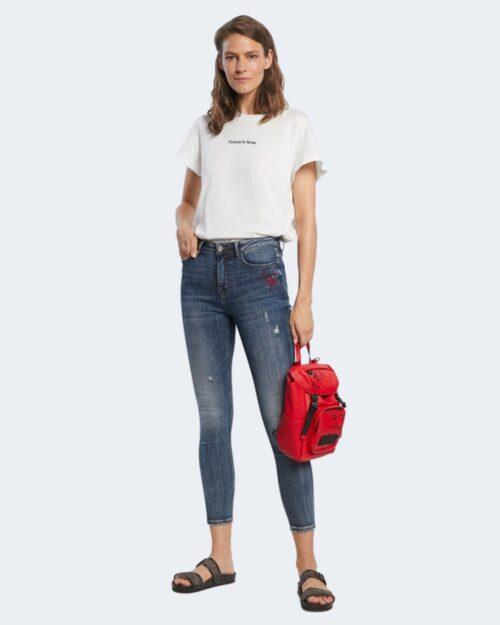 Jeans skinny Desigual DENIM ALBA Denim chiaro – 65263