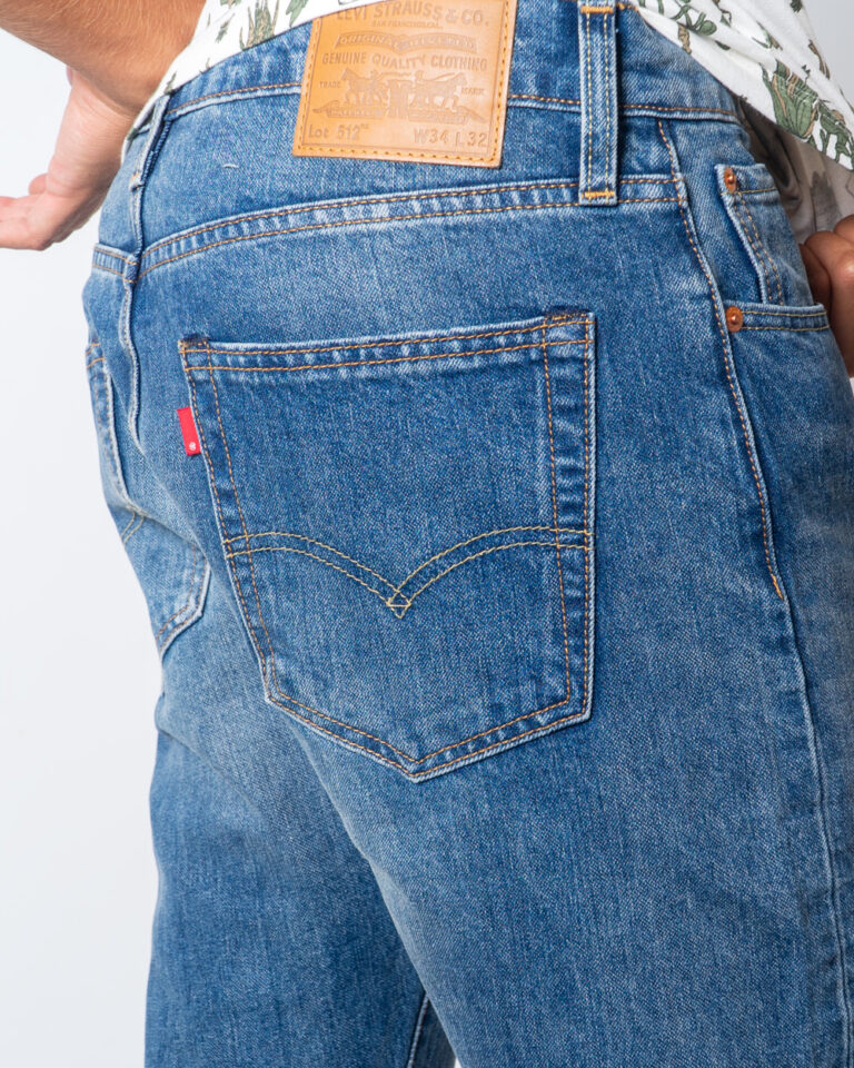 Levi's® Jeans Tapered 512 Slim Taper Yell and Shout 28833-0655 - 3
