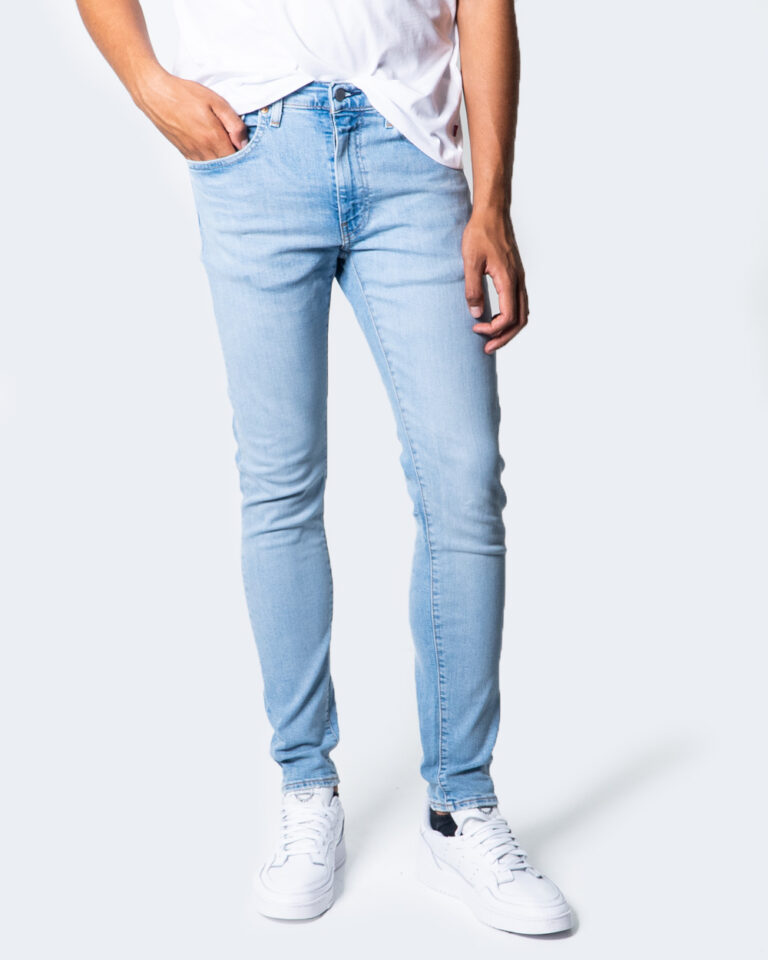 Jeans skinny Levi's® Skinny Taper Amalfi Denim chiaro - Foto 1