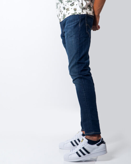 Jeans Tapered Levi's® 512 SLIM TAPER BRIMSTONE Denim scuro – 51856