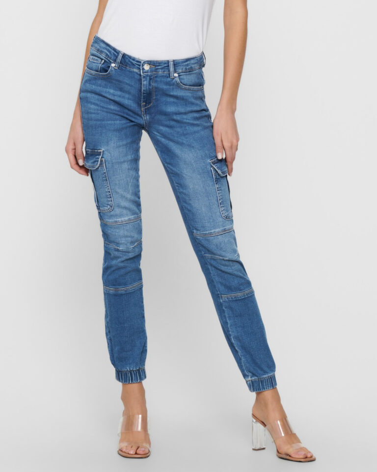 Jeans slim Only Missouri Blue Denim - Foto 1