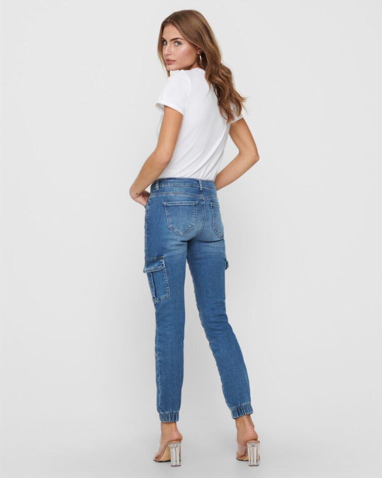 Jeans slim Only Missouri Blue Denim - Foto 2