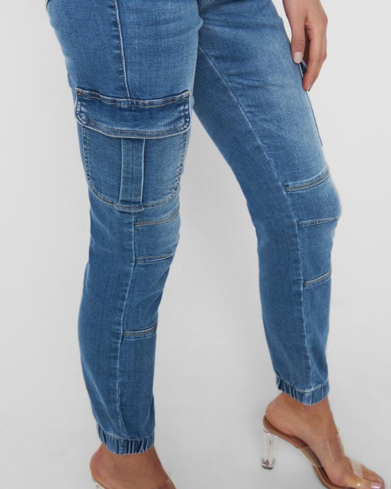 Jeans slim Only Missouri Blue Denim - Foto 3